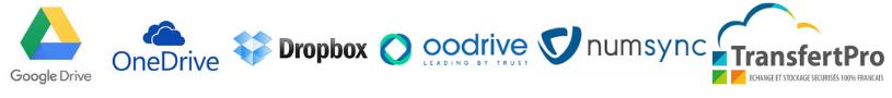 Notre sélection d'outils pour le partage de fichiers en ligne pour optimiser votre collaboration